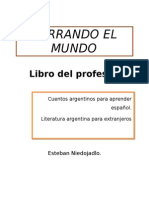 Proyecto Final ELSE. Libro Del Profesor