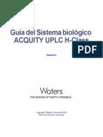Acquity H-class Bio System Guide Ra Es