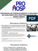 Apresentação PRO-HOSP