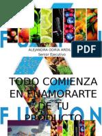 FUXION PRESENTACION PRODUCTOS