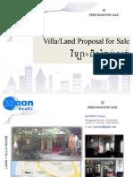 Twin Villa House for Sale