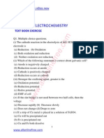 10 Chapter Electrochemistry Text Book Exercise