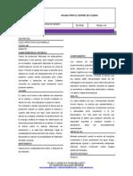 Manual de calidad procesos quimicos
