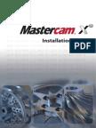 Installation Guide mastercam x8