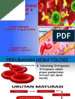 Perubahan Fungsi Hematologi & Imunitas