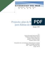 Proyecto de Mercados Mundiales del Turismo. Estudio de Bahías de Huatulco, Oaxaca