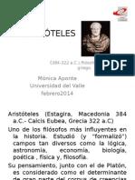 Pensamiento de Aristoteles (2)