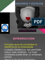 Cardiopatia y Gestacion