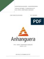 ATPS - Perícia Arbitragem Mediação