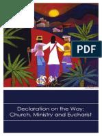 Declaration on the Way