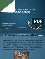 modelos democraticos