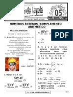 (Ord) z - Complemento Aritmetico