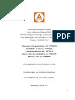 ATPS Contabilidade Geral