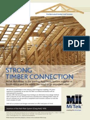 Mitek Economic Sectors Business