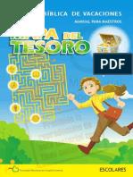 Escuela Bíblica de Vacaciones - El Mapa Del Tesoro - JPR504