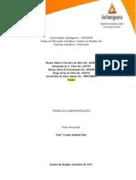 ATPS-Teoria Da Administração