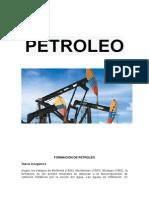 1 Teoria Sobre La Formacion Del Petroleo