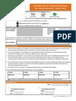 UESOA Enrollment Form