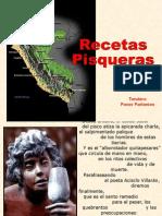 Peru Pisco Tragos - Recetas