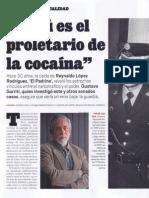 Perú es el proletario de la cocaína