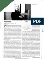 Cutter Critique du Magazine littéraire