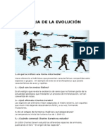 Teoria de La Evolución Blog