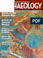 Archaeology Magazine - December 2014