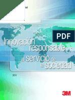 Dossier Sostenibilidad 2011 3M