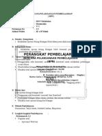 RPP Kelas 5 Matematika