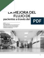 flujo de pacientes