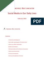 Euro RSCG Biss Lancaster Social Media Whitepaper