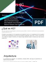 Presentación Sistema 4g