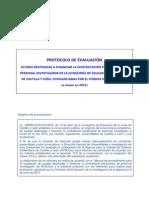 Conv2015 Ayud Predoct Protocolo de Evaluacixn