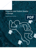 Firearms and Violent Deaths in Europe Web