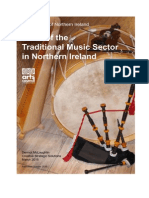 Audit of the Traditional Music Sector in Northern Ireland