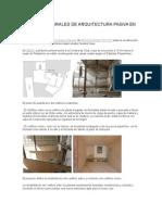 Proyecto de Arquitectura Con Madera