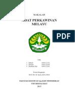 Adat Perkawinan Melayu