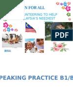 Aptis Speaking and Writing Practice