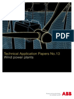Guide to Wind Power Plants.