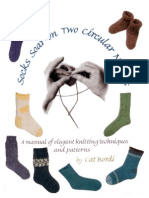Socks Soar on Two Circular Needles