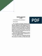 Decreto Legislativo 1076 Registro de Marca