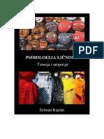 S.repišti Psihologija Ličnosti