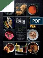 Livro Receitas Chefexpress Pingo Doce