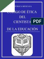Código de Ética Del Cientista de La Educación