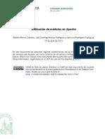 Apache Modular