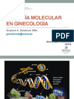 Ginecología - 03 - Biología Molecular en Ginecología