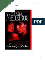 Medeiros Teresa - Kane 2 - El Vampiro Que Me Amo