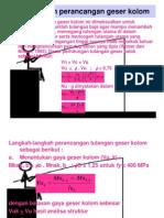 Mtr Beton II 5th Analisis Dan Perancangan Geser Kolom000