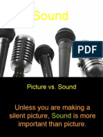 Sound 1 - Microphones