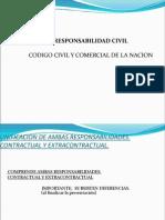 Codigo Civil y Comercial Analisis de Algunos Articulos Daños y Peruicios